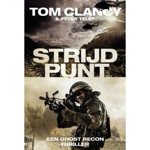 Clancy, Tom Strijdpunt