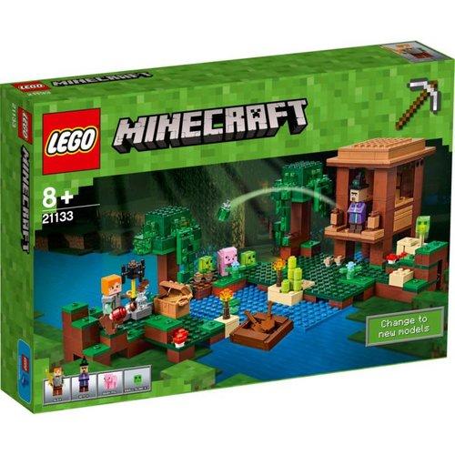 Lego Minecraft - De heksenhut