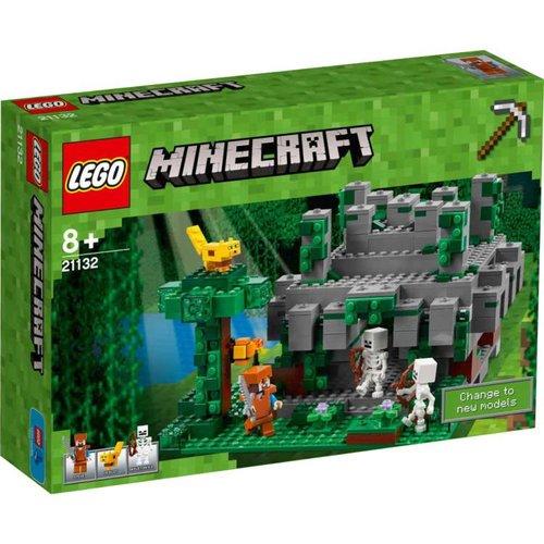 Lego Minecraft - De jungletempel