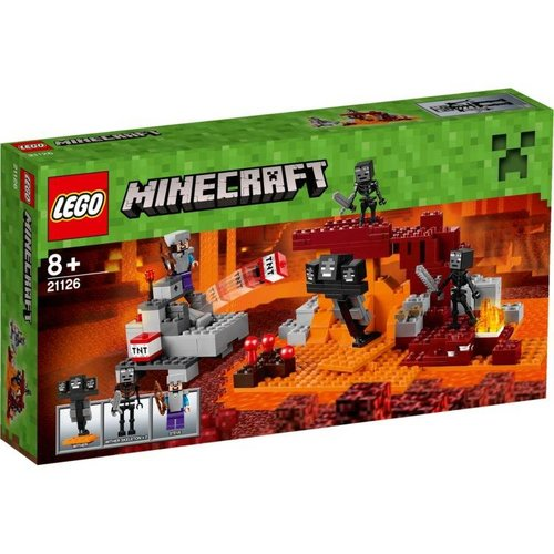 Lego Minecraft - De Wither