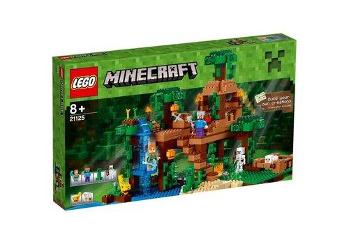 Minecraft - De Jungle Boomhut