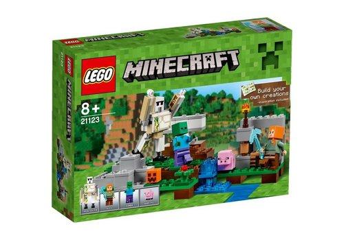 Minecraft - De IJzergolem