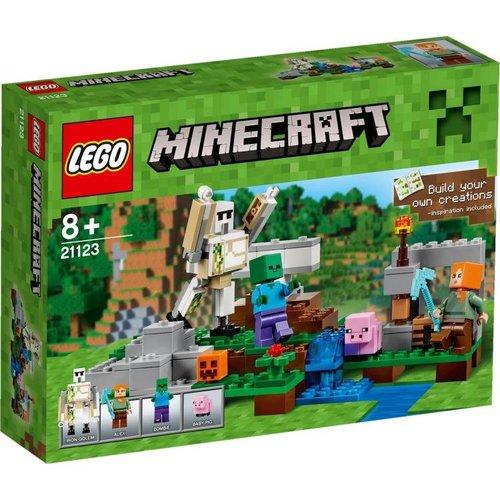 Lego Minecraft - De IJzergolem