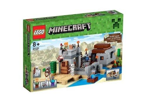Minecraft - Woestijnuitkijkpost