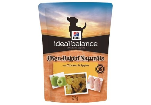 Hill's ideal balance canine adult treats oven baked