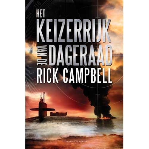 Campbell, Rick Het keizerrijk van de dageraad