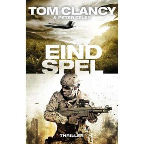 Clancy, Tom Eindspel
