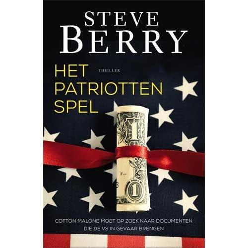 Berry, Steve Het patriottenspel