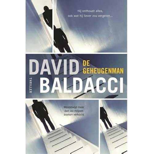 Baldacci, David De geheugenman