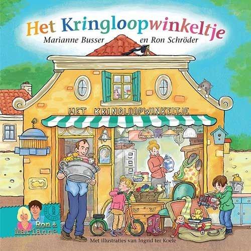 Busser, Marianne Het Kringloopwinkeltje