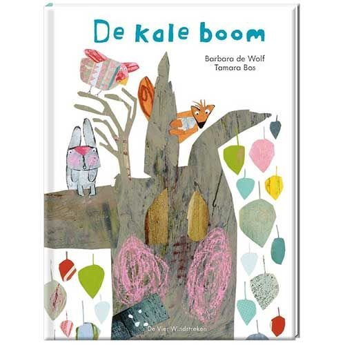Bos, Tamara De kale boom