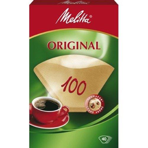 Melitta Koffiefilters maat 100