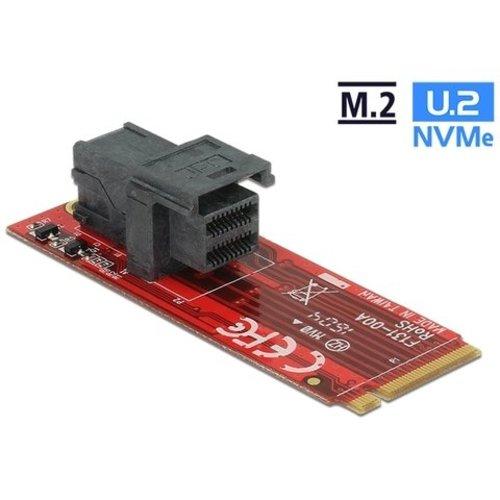 Adapter M.2 Key M > SFF-8643 NVMe