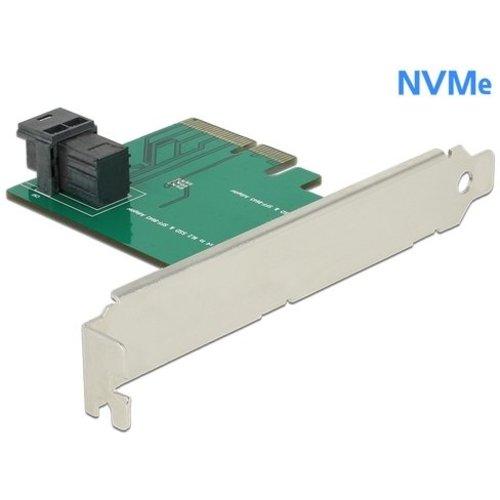 PCI Express x4 Card > 1 x internal SFF-8643 NVMe