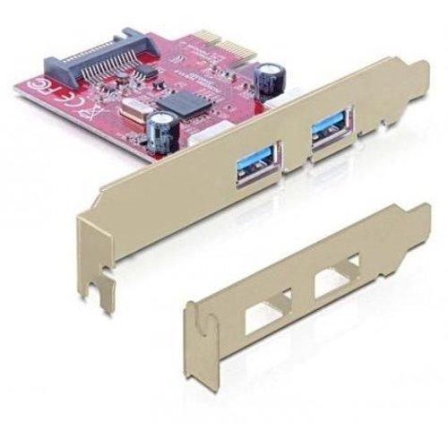 PCI Express Kaart > 2x USB 3.0