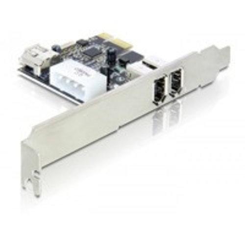 PCI Express Kaart 1x Seriel