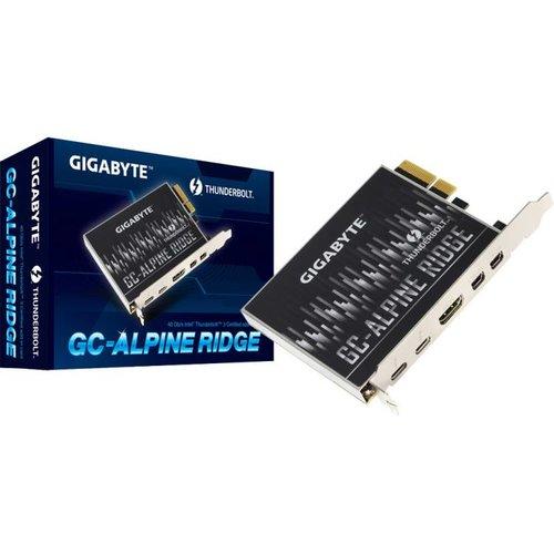 Gigabyte ALPINE RIDGE 1.0 Thunderbolt 3 Card