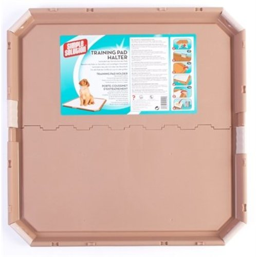 Simple solution puppy training pads houder