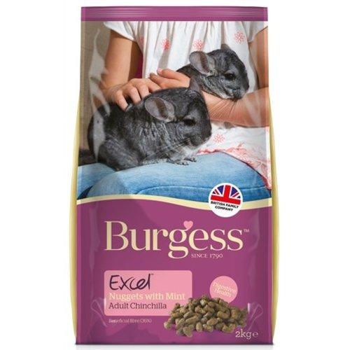 Burgess Burgess excel chinchilla voer