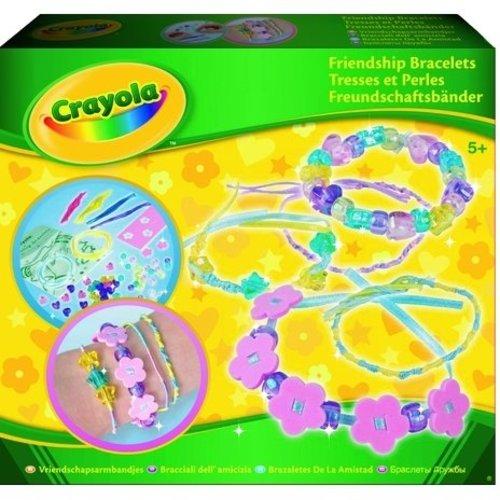 Crayola knutselpakket - Vriendschapsbandjes