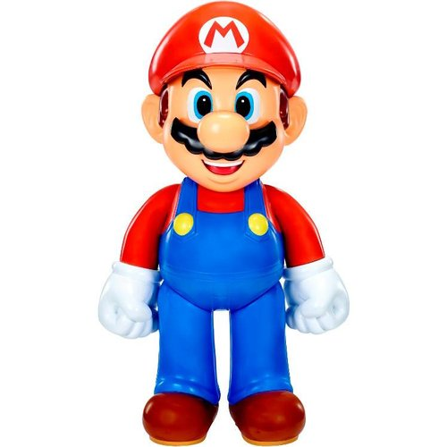 JAKKS Pacific Super Mario: 20 inch Figure
