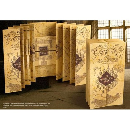 Harry Potter - Marauders Map