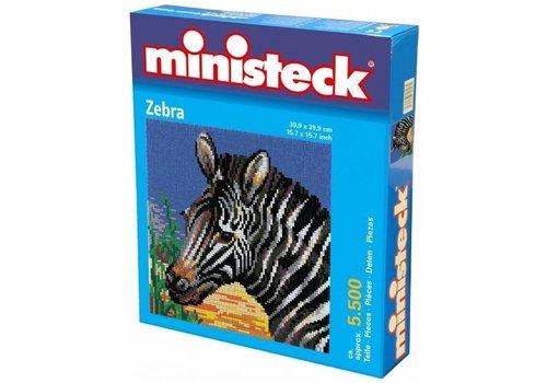 Zebra, ca. 5500 stukjes