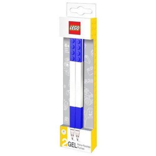 Lego Classic - Set van 2 gelpennen