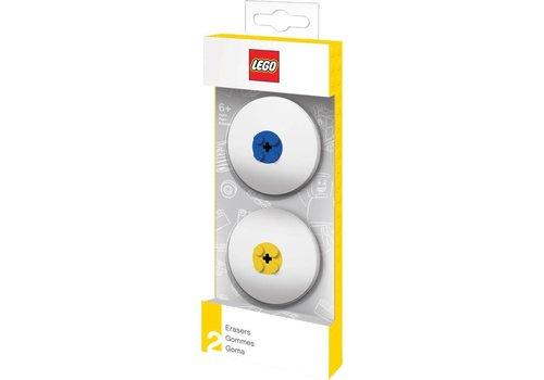 Classic - LEGO gummen (blauw en geel)