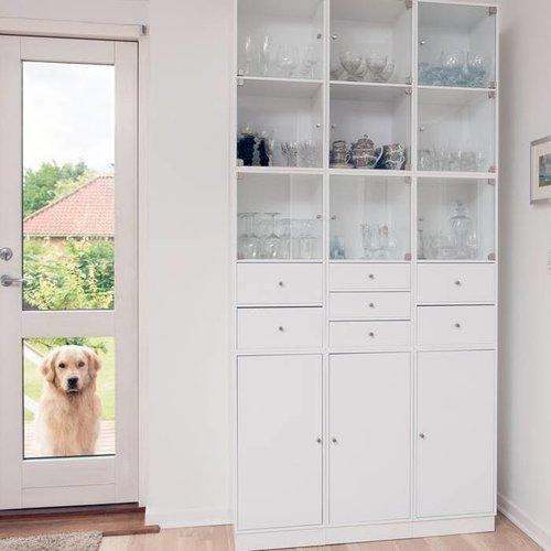 Honden-kattenluik
