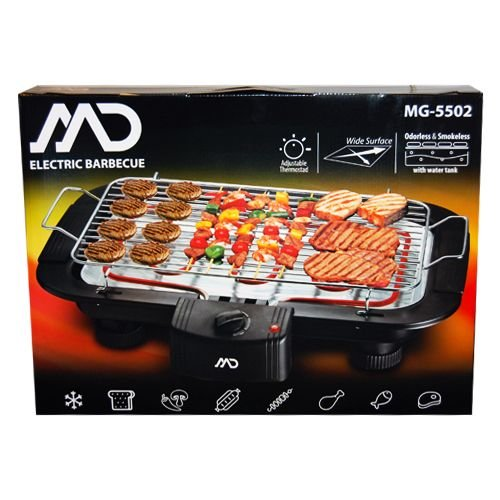 MD Grill Electrisch Barbecue - MG-5502