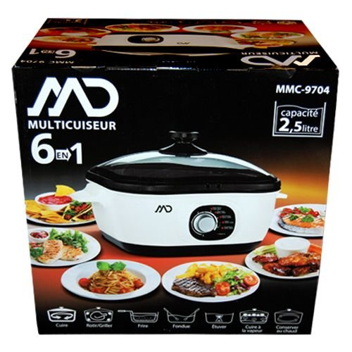 MD Multi Cooker MMC-9704