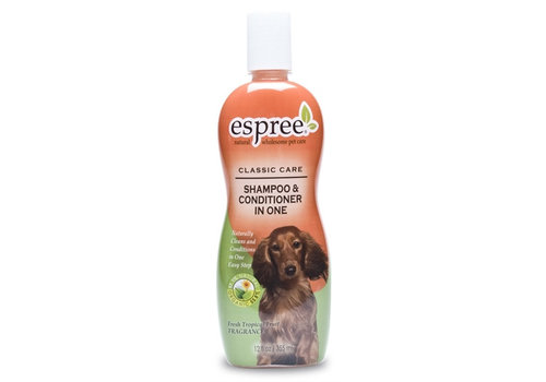 Shampoo & conditioner 2 in 1