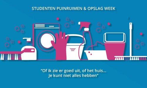 Week 33 - Schoonmaak & Opslag