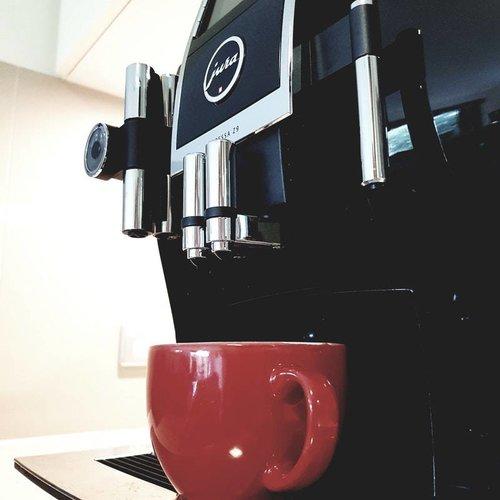 Koffie parts