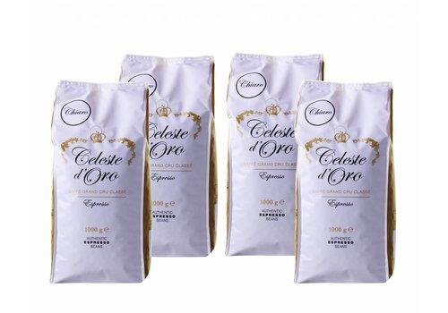 Proefpakket Celeste d'Oro Bonen (4x 1000 gram)