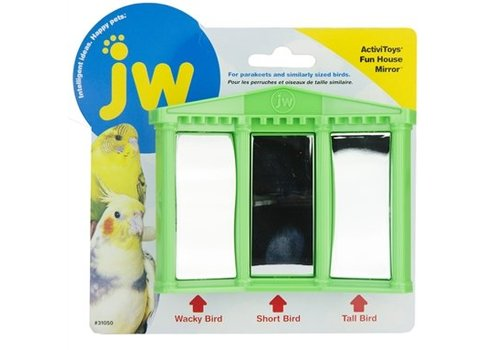 Jw activitoy fun house mirror lachspiegel
