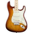 Fender AMERICAN DELUXE ASH STRATOCASTER TOBACCO SUNBURST MAPLE