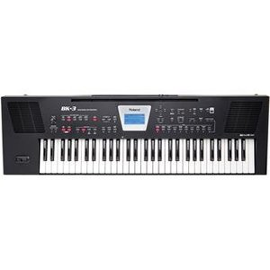 Roland BK 3 BACKING KEYBOARD BLACK