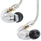 Shure SE215-CL SOUND ISOLATING EARPHONE CLEAR
