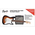 Squier Strat Pack SS Short-Scale BSB