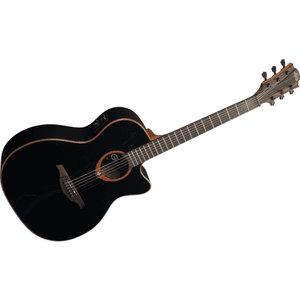 LAG   T100ACE BLK Western gitaar