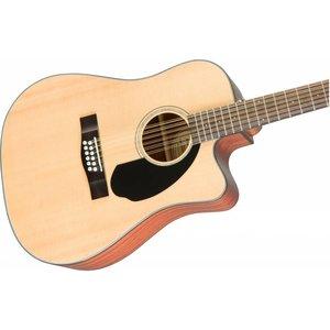 Fender CD60 SCE 12NAT A/E