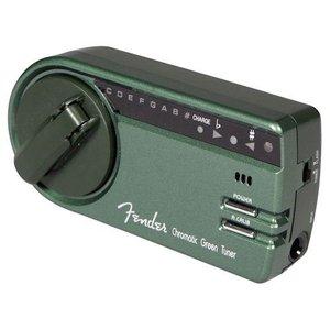 Fender GT 1000 Green Tuner