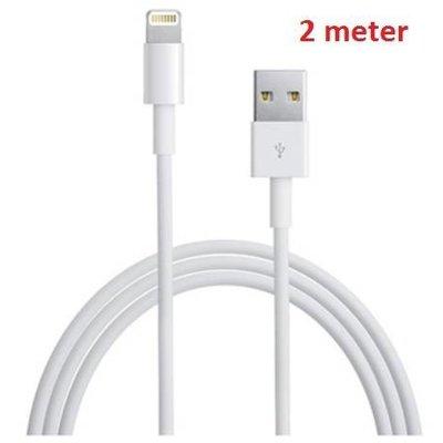 iPad Air, Mini en iPhone 5/iPhone 6 oplaadkabel 2 meter