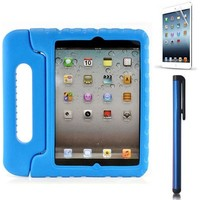iPadspullekes.nl iPad Air Kids Cover blauw