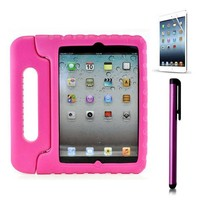 iPad 2 3 4 Kids Cover roze