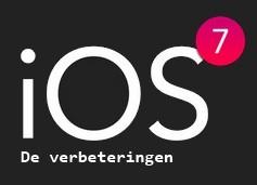 IOS 7.1 vanaf nu beschikbaar