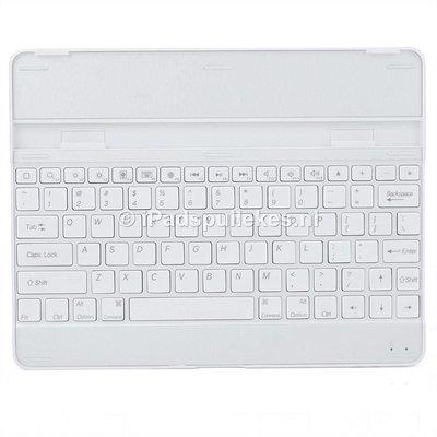 iPad Air toetsenbord bluetooth aluminium wit