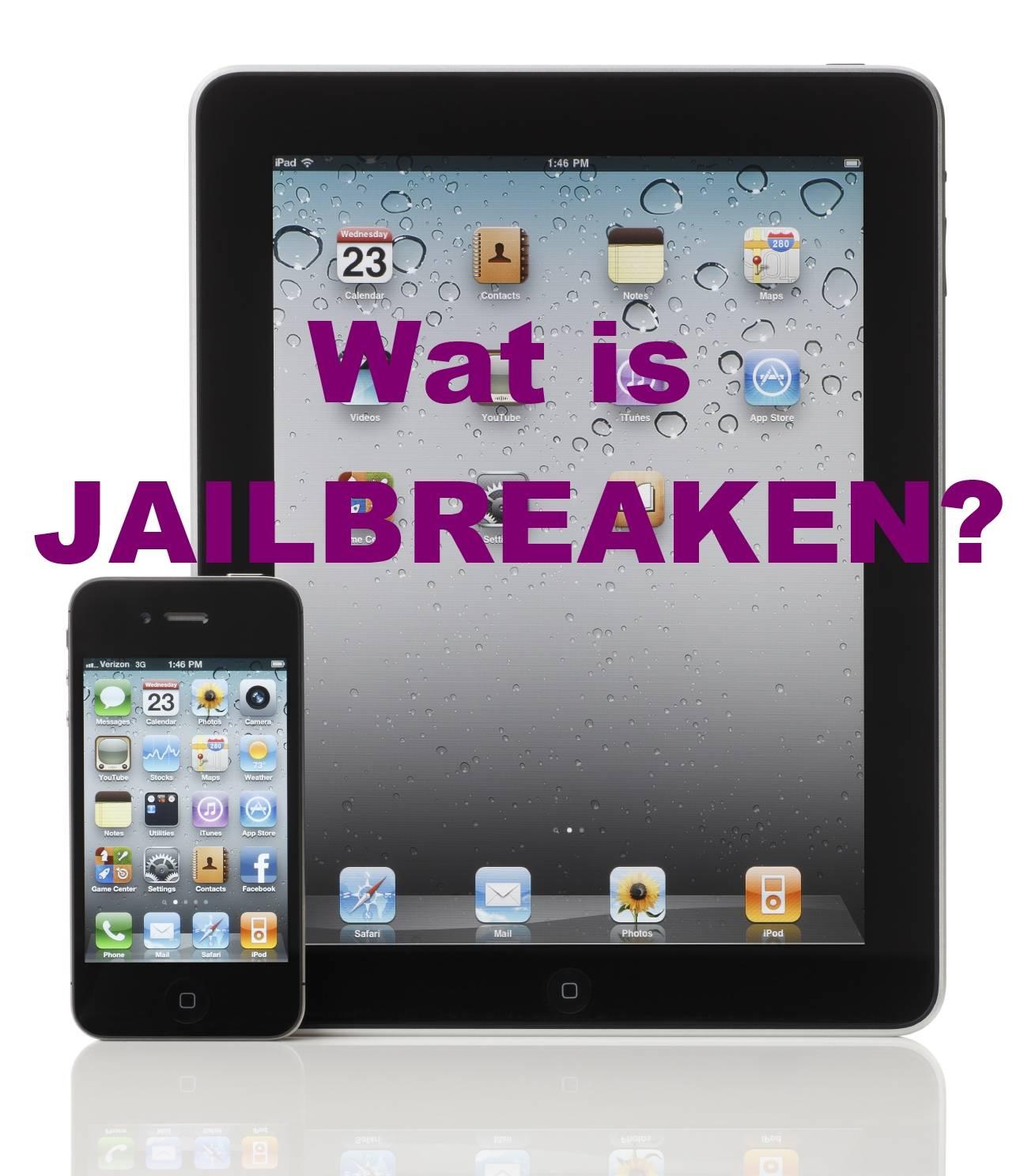Wat is jailbreaken?